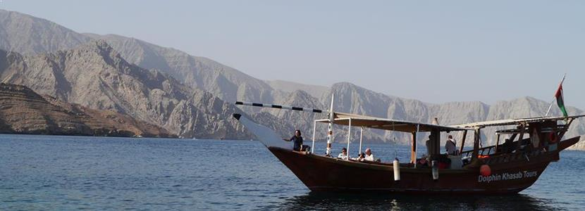 Khasab oman shore excursions