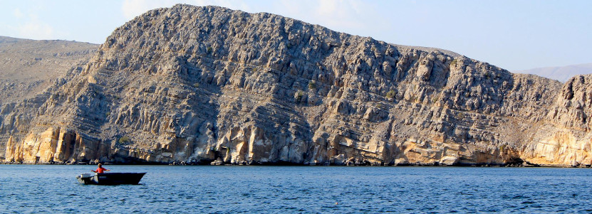 kayak cruises Oman
