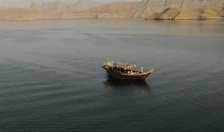 Dhow cruise Oman