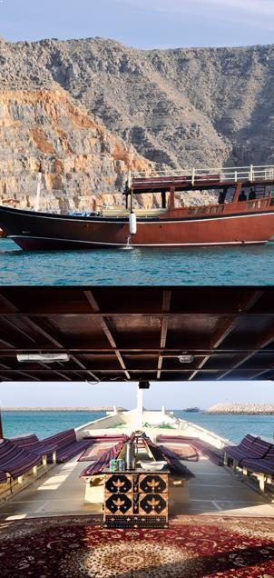 musandam khasab tour packages