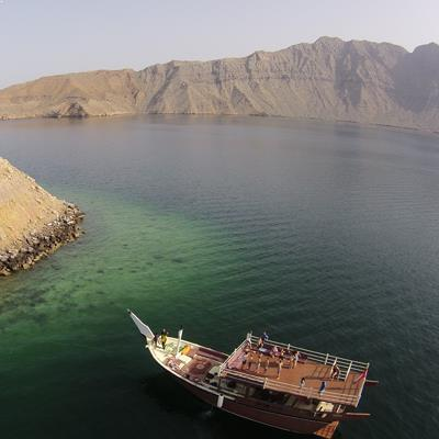 Shore excursions khasab