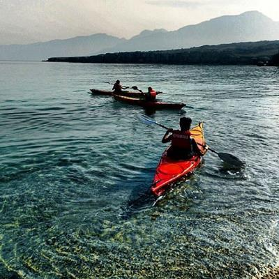 kayak package in oman